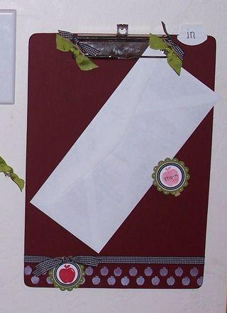 Clip boards 024