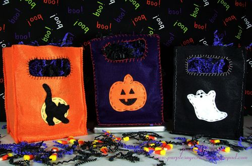 All the boo bags