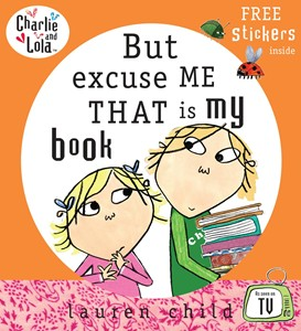 Book charlie and lola